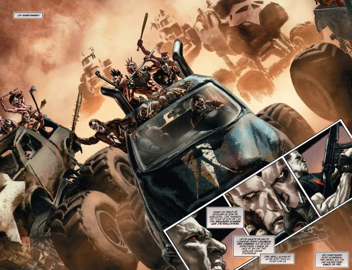 Bloodshot : Fury Road
