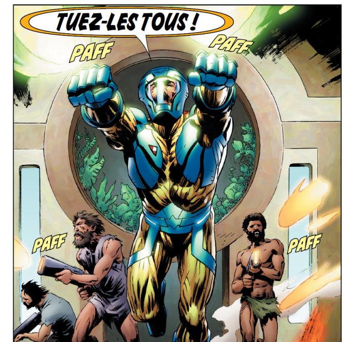 X-O Manowar entame des négociations
