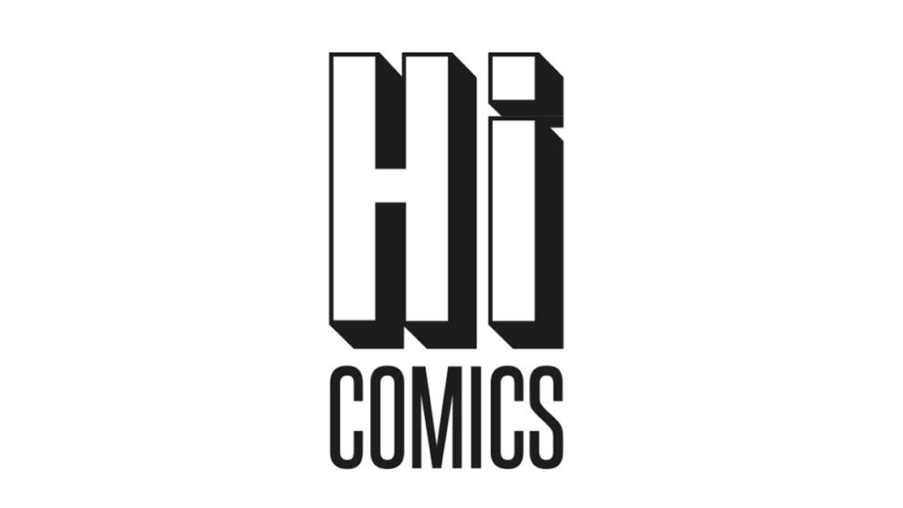 HiComics logo